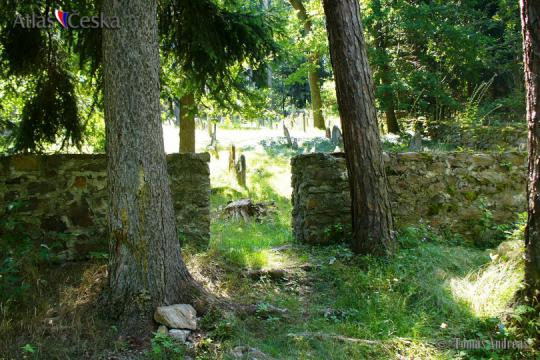 Židovský hřbitov Dub u Prachatic -