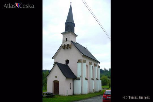 Kaple sv. Josefa - Hřebeč -