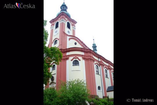 Kostel sv. Jana Křtitele - Jevíčko -