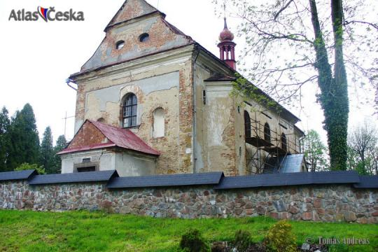 Kostel sv. Máří Magdalény - Kamenná Horka -