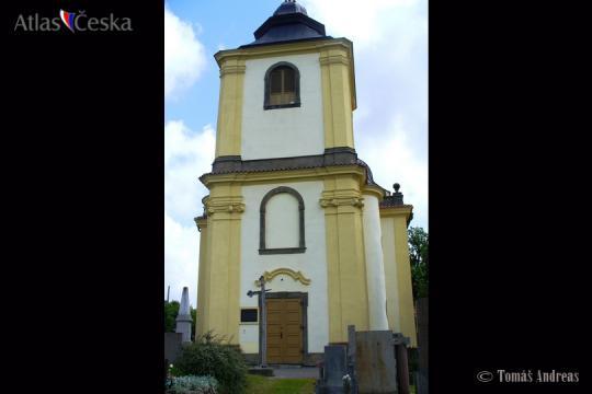 Kostel sv. Václava - Mikulovice -