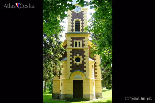 Obecní kaple - Ostřešany -