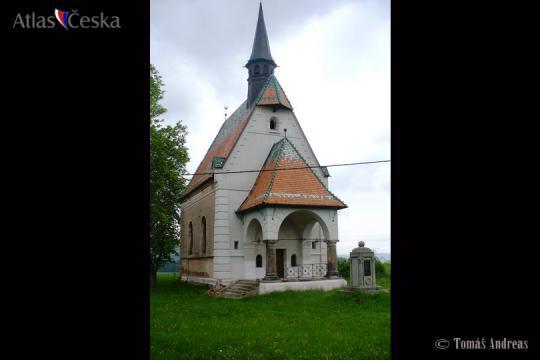 Kaple sv. Rocha v Radišově -