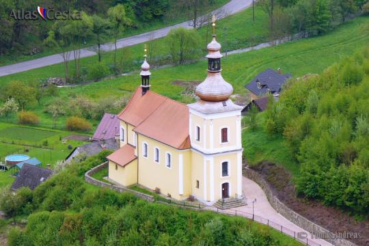 Kostel sv. Petra a Pavla - Svojanov -