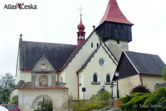 Kostel sv. Kateřiny - Vítějeves -