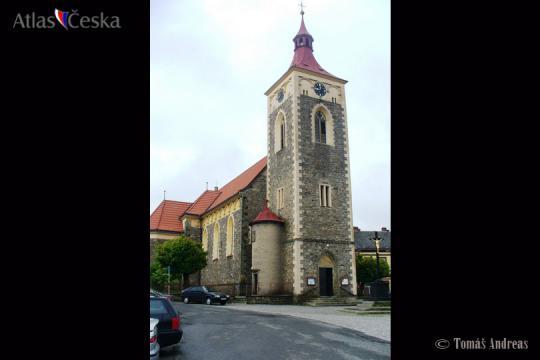 Kostel sv. Mikuláše - Proseč -