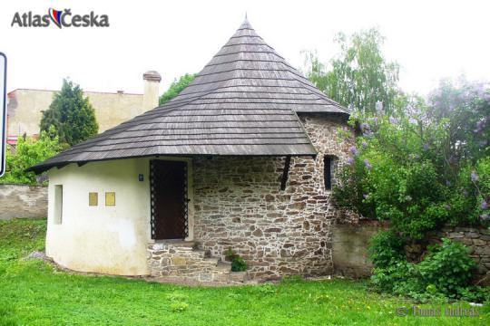 Městské opevnění - Moravská Třebová -