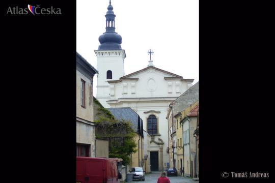 Kostel Nanebevzetí Panny Marie - Moravská Třebová -