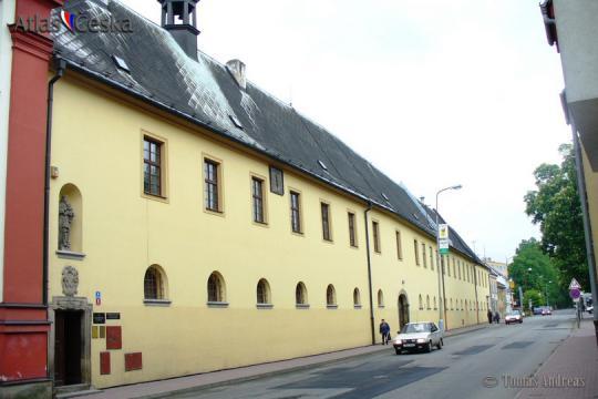 Františkánský klášter v Moravské Třebové -