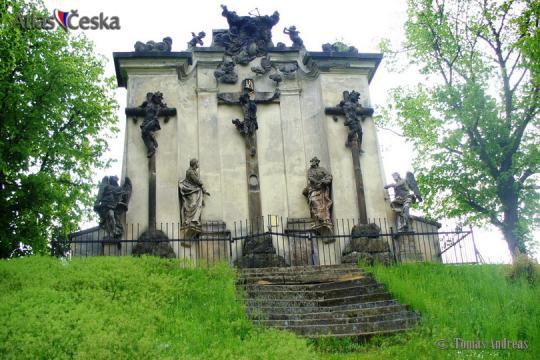 Křížový vrch - Moravská Třebová -