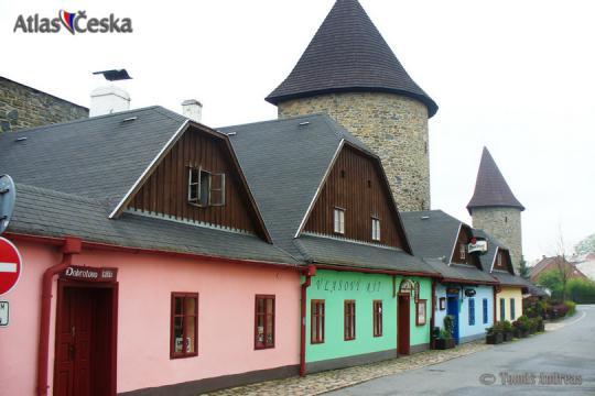 Městské opevnění - Polička -