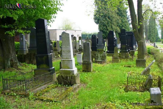 Židovský hřbitov - Polička -