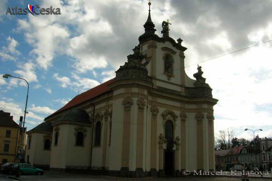 Kostel sv. Bartoloměje - Heřmanův Městec -