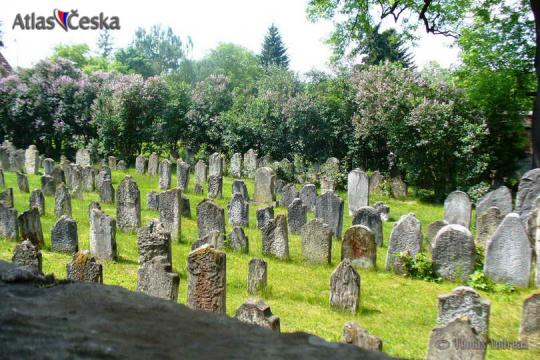 Heřmanův Městec Jewish Cemetery -
