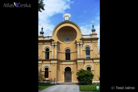 Čáslav synagogue -