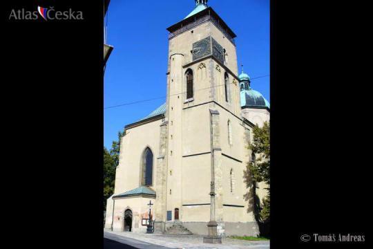 Kostel Nanebevzetí Panny Marie - Havlíčkův Brod -