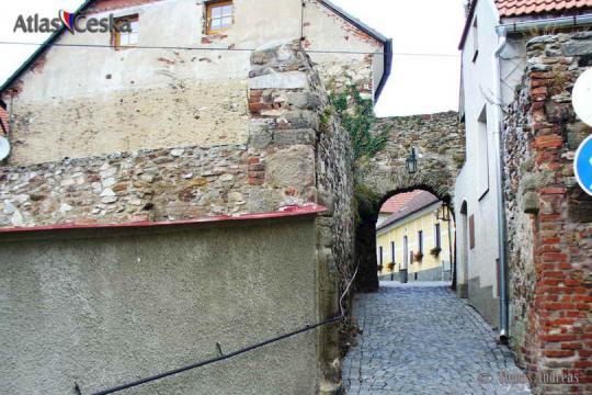 Městské opevnění - Horažďovice -
