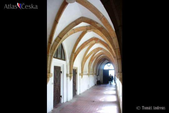 Franciscan Monastery in Cheb -