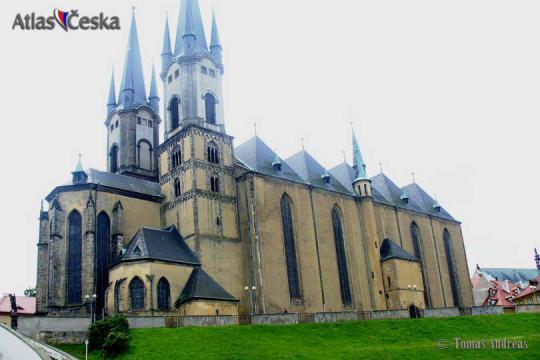 Kostel sv. Mikuláše - Cheb -