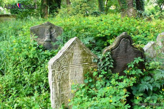 Old Jewish Cemetery in Kolín -