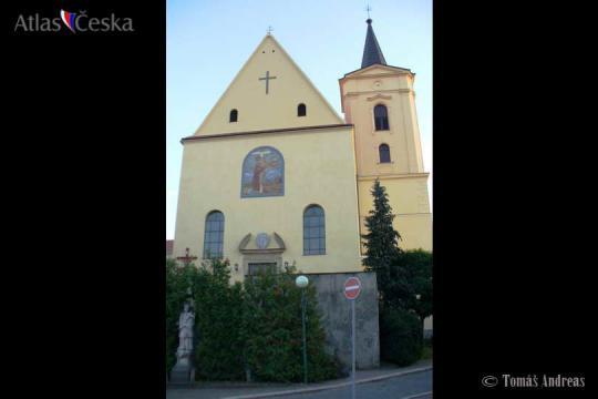 Kapucínský klášter - Třebíč -