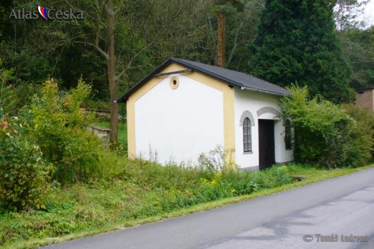 Židovský hřbitov Dolní Cetno -