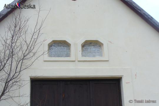 Židovský hřbitov Mořina -