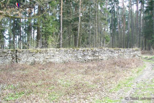 Židovský hřbitov Osek u Radomyšle -