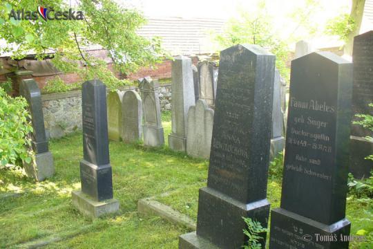 Židovský hřbitov Volyně -