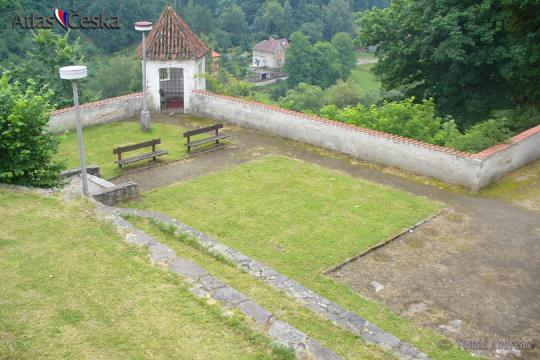 Minoritský klášter - Bechyně -