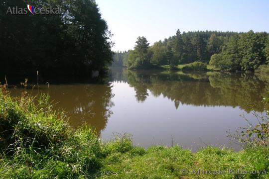 Odlezské jezero -