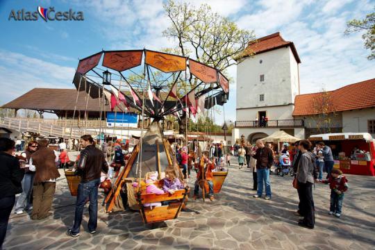 Slezskoostravský hrad -