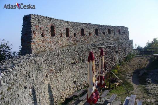 Starý Jičín Castle Ruin -