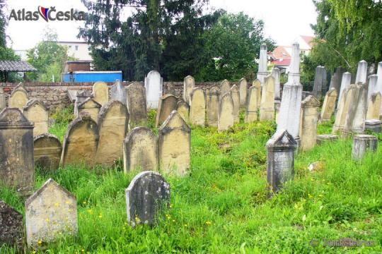 Židovský hřbitov Rousínov -