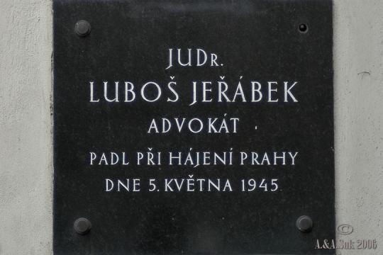 Jeřábek Luboš JUDr. -