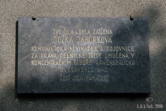 Jabůrková Jožka -