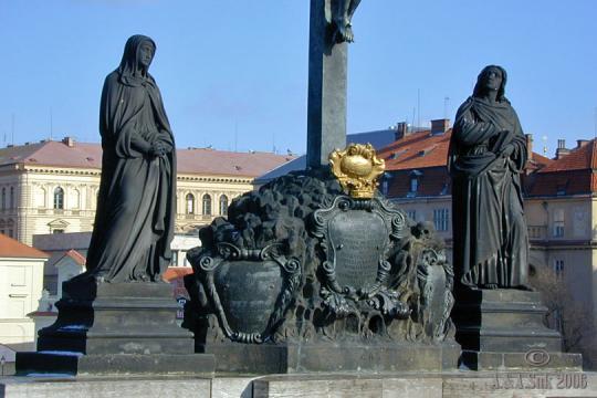 Sousoší kříže (Kalvárie) -
