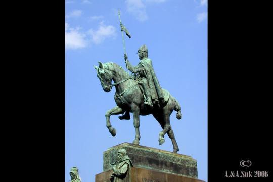 Wenceslas Square -