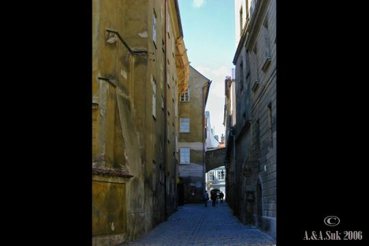The Lesser Quarter -