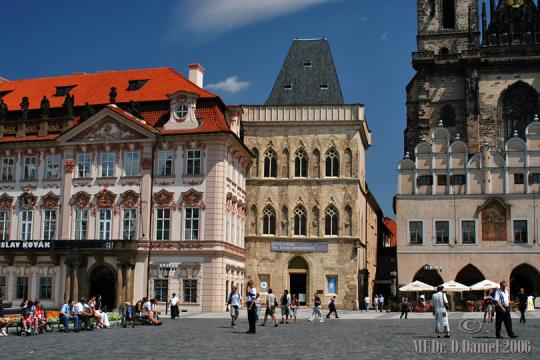 Old Town Square -