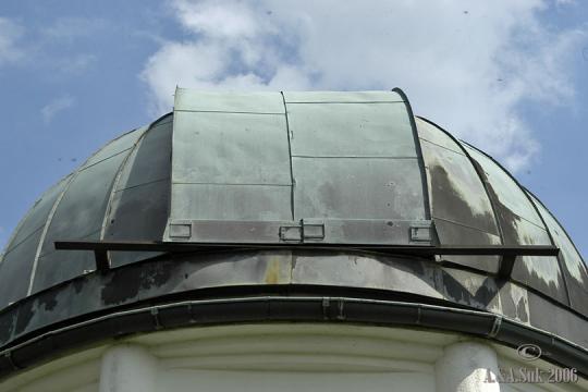Ďáblice Observatory -