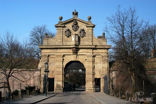 Brána Leopoldova -