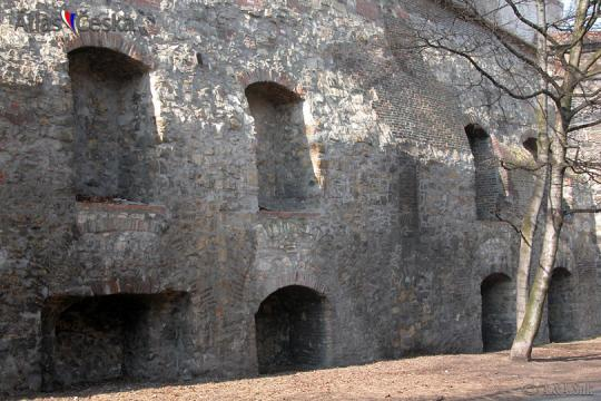 Hradčany Baroque Fortification -