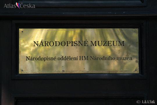 Národopisné oddělení Národního muzea -