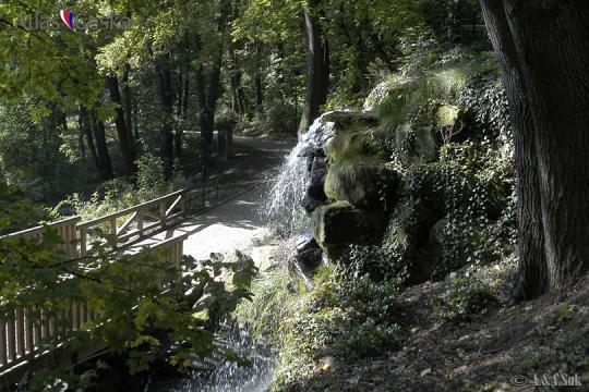 Zahrada Kinského -