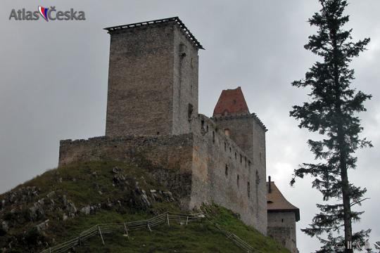 Kašperk Castle -