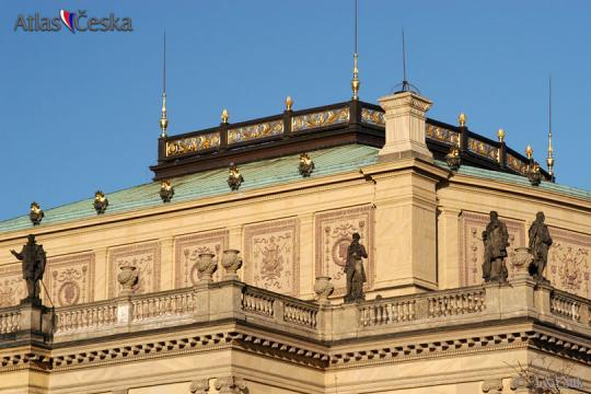 Rudolfinum (Dům umělců) -
