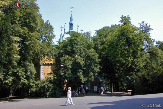 Bludiště Petřín -