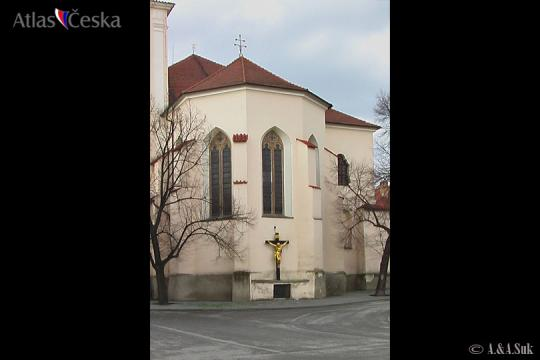 Kříž u kostela sv. Jakuba -