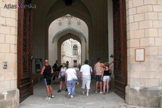 Hluboká nad Vltavou -